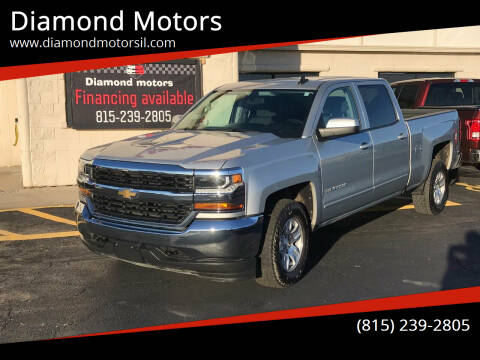 2017 Chevrolet Silverado 1500 for sale at Diamond Motors in Pecatonica IL