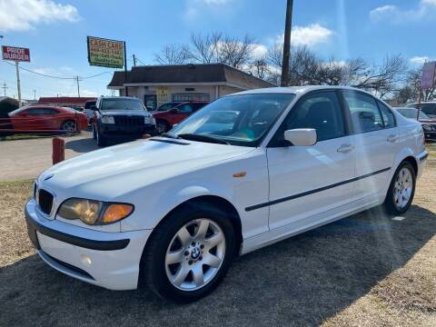 2004 BMW 3 Series for sale at Texas Select Autos LLC in Mckinney TX