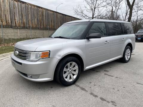 2012 Ford Flex for sale at Posen Motors in Posen IL