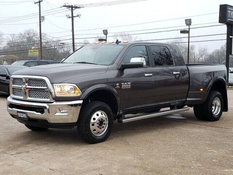 2017 RAM Ram Pickup 3500 for sale at Tyler Car  & Truck Center in Tyler TX