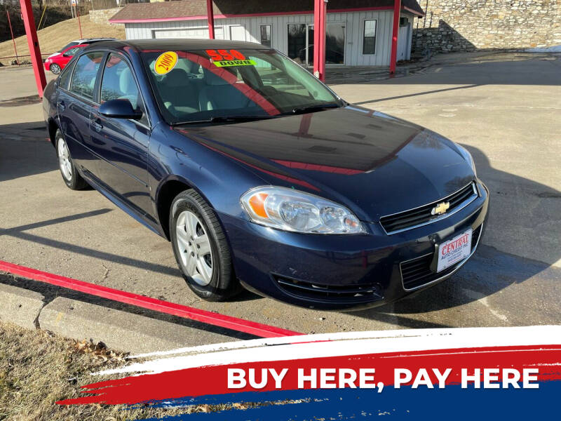 2009 Chevrolet Impala for sale at Central Auto Credit Inc in Kansas City KS