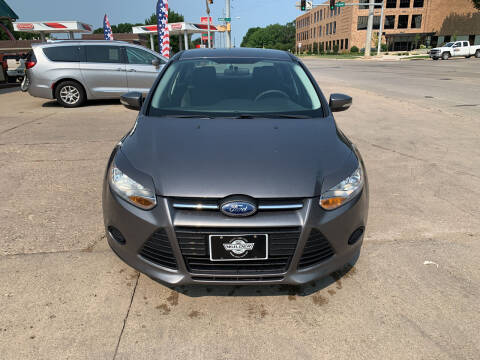2014 Ford Focus for sale at Mulder Auto Tire and Lube in Orange City IA