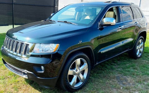 2013 Jeep Grand Cherokee for sale at Autoworks of Devon in Milford CT