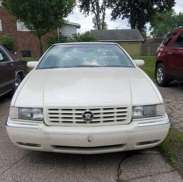 1998 Cadillac Eldorado for sale at JEREMYS AUTOMOTIVE in Casco MI