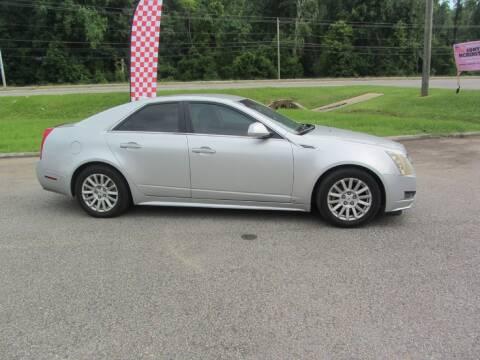 2010 Cadillac CTS for sale at Colvin Auto Sales in Tuscaloosa AL