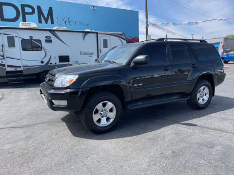 2004 Toyota 4Runner for sale at DPM Motorcars in Albuquerque NM