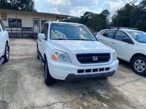 2005 Honda Pilot for sale at Port City Auto Sales in Baton Rouge LA