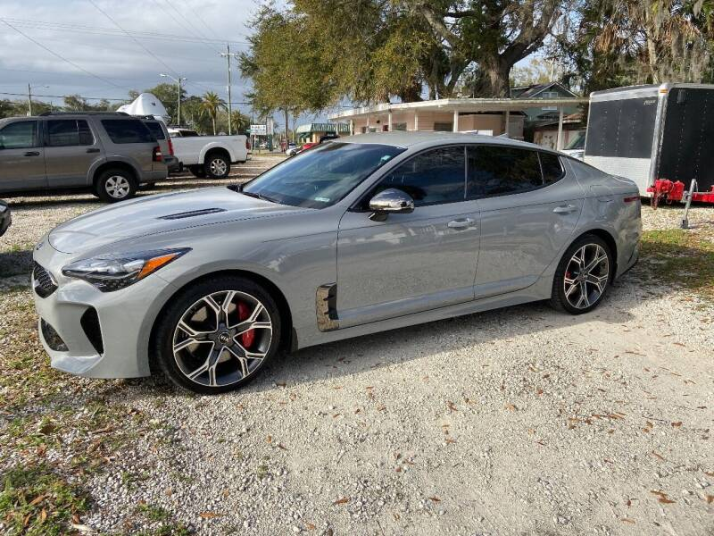 2018 Kia Stinger for sale at D & D Detail Experts / Cars R Us in New Smyrna Beach FL