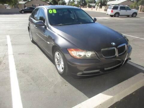 2008 BMW 3 Series for sale at DORAMO AUTO RESALE in Glendale AZ