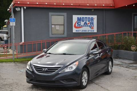 2014 Hyundai Sonata for sale at Motor Car Concepts II - Kirkman Location in Orlando FL