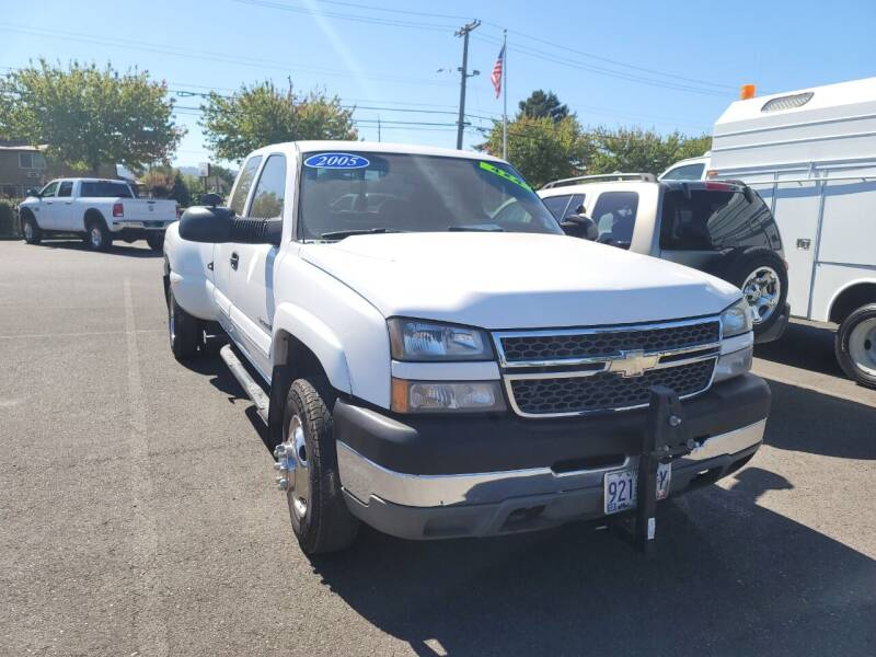 2005 Chevrolet Silverado 2500HD for sale at Brookwood Auto Group in Forest Grove OR