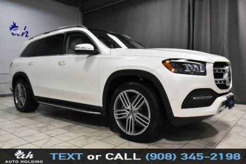2021 Mercedes-Benz GLS for sale at AUTO HOLDING in Hillside NJ