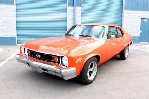 1974 Chevrolet Nova for sale at Classic Car Deals in Cadillac MI