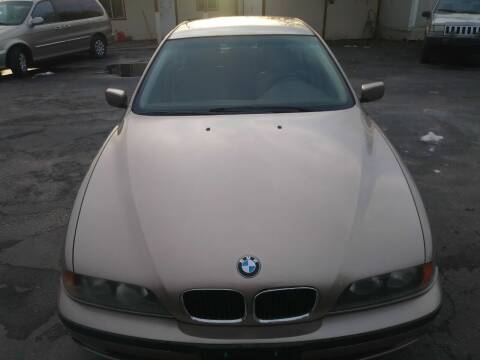 1999 BMW 5 Series for sale at Marvelous Motors in Garden City ID