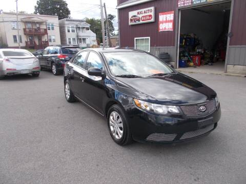 2010 Kia Forte for sale at Mig Auto Sales Inc in Albany NY