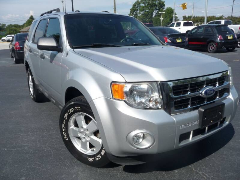2010 Ford Escape for sale at Wade Hampton Auto Mart in Greer SC