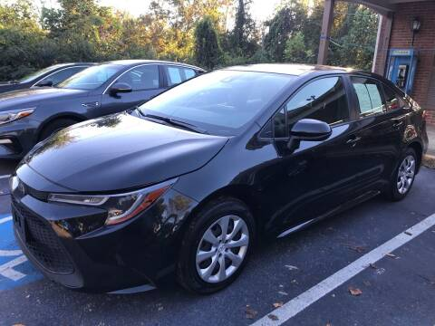 2020 Toyota Corolla for sale at Scotty's Auto Sales, Inc. in Elkin NC
