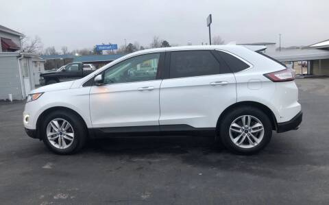 2015 Ford Edge for sale at Village Motors in Sullivan MO