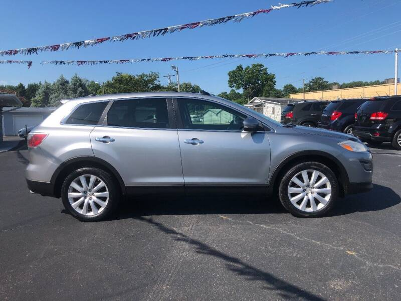 2010 Mazda CX-9 for sale at Kenny's Auto Sales Inc. in Lowell NC