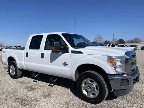 2016 Ford F-250 Super Duty for sale at BERKENKOTTER MOTORS in Brighton CO