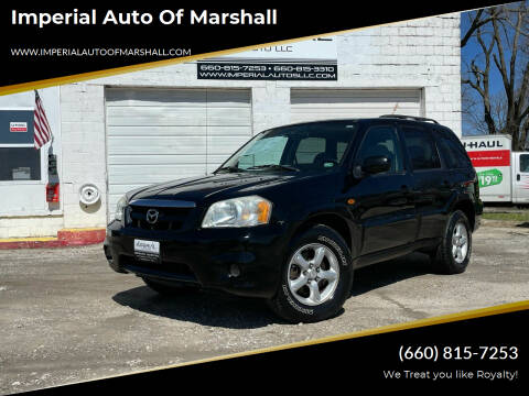 2005 Mazda Tribute for sale at Imperial Auto of Marshall - Imperial Auto Of Slater in Slater MO