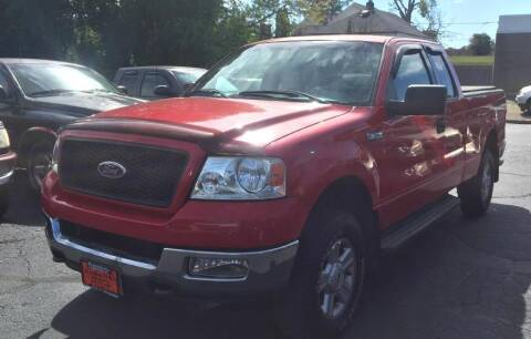2004 Ford F-150 for sale at Knowlton Motors, Inc. in Freeport IL