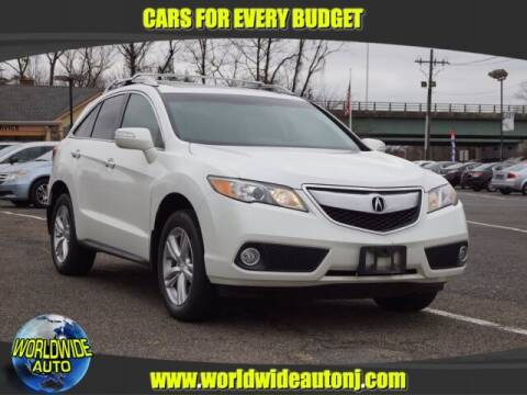 2013 Acura RDX for sale at Worldwide Auto in Hamilton NJ
