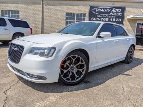 2017 Chrysler 300 for sale at Quality Auto of Collins in Collins MS