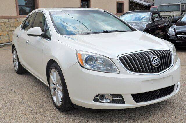 2013 Buick Verano for sale at LAKESIDE MOTORS, INC. in Sachse TX