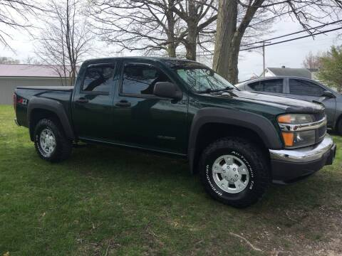 2005 Chevrolet Colorado for sale at Antique Motors in Plymouth IN