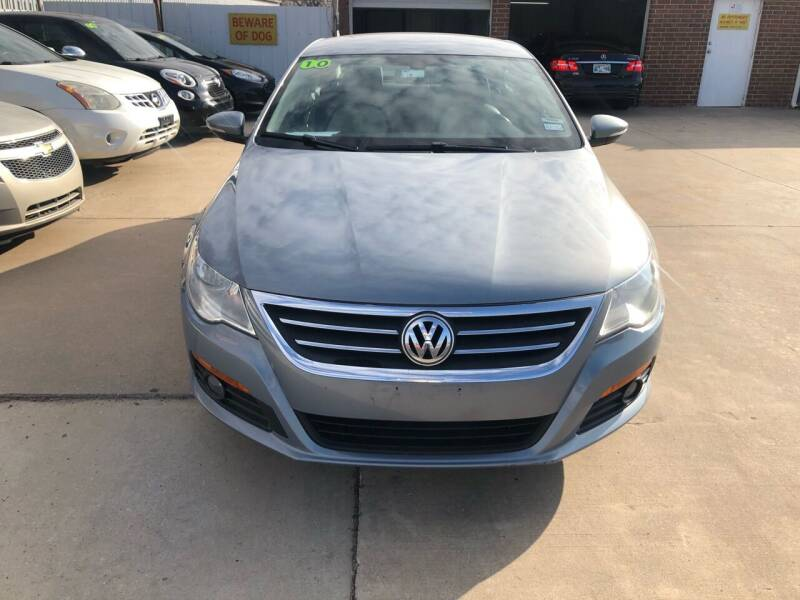 2010 Volkswagen CC for sale at Moore Imports Auto in Moore OK