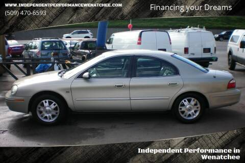 2004 Mercury Sable for sale at Independent Performance Sales & Service in Wenatchee WA