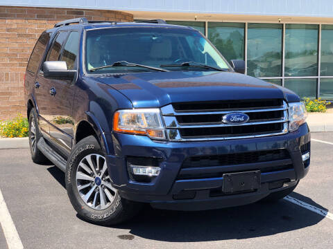 2016 Ford Expedition for sale at AKOI Motors in Tempe AZ