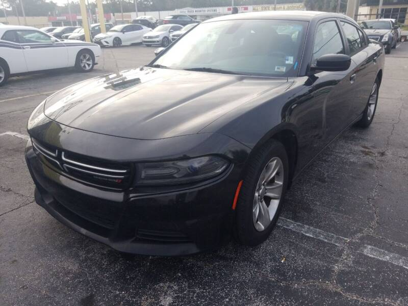 2016 Dodge Charger for sale at Castle Used Cars in Jacksonville FL