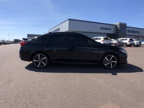 2020 Subaru Impreza for sale at Schulte Subaru in Sioux Falls SD