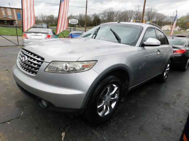 2004 Infiniti FX35 AWD 4dr SUV - Madison TN
