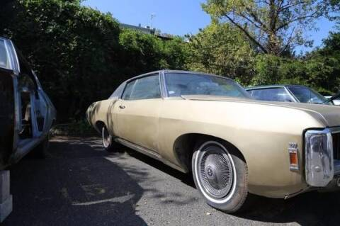 1969 Chevrolet Caprice for sale at Classic Car Deals in Cadillac MI