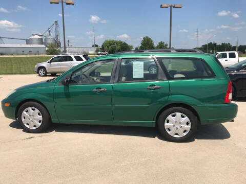2002 Ford Focus for sale at Lanny's Auto in Winterset IA