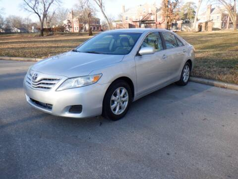2011 Toyota Camry for sale at RENNSPORT Kansas City in Kansas City MO