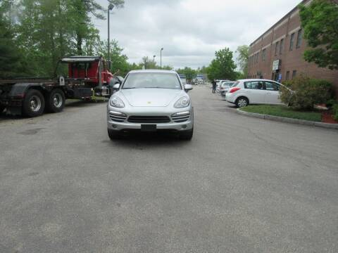 2012 Porsche Cayenne for sale at Heritage Truck and Auto Inc. in Londonderry NH