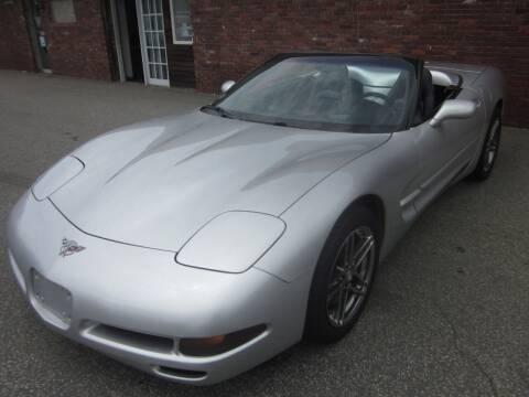 2003 Chevrolet Corvette for sale at Tewksbury Used Cars in Tewksbury MA