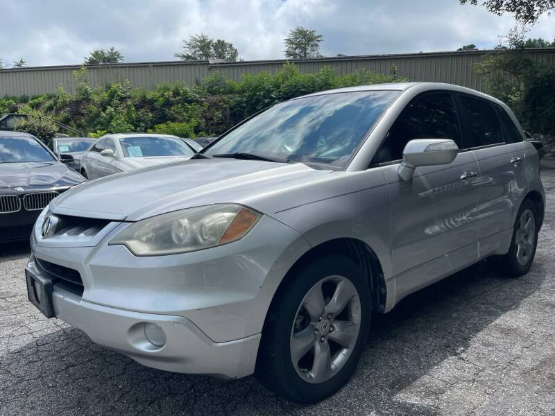 2007 Acura RDX for sale at Car Online in Roswell GA