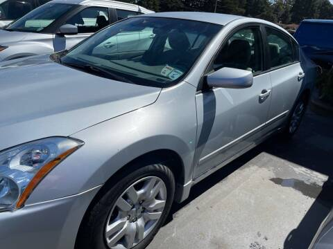 2011 Nissan Altima for sale at HARE CREEK AUTOMOTIVE in Fort Bragg CA