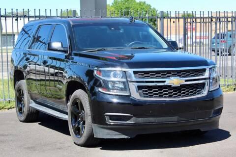 2016 Chevrolet Tahoe for sale at Avanesyan Motors in Orem UT