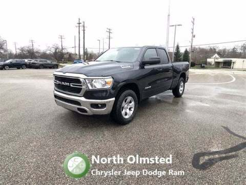 2021 RAM Ram Pickup 1500 for sale at North Olmsted Chrysler Jeep Dodge Ram in North Olmsted OH