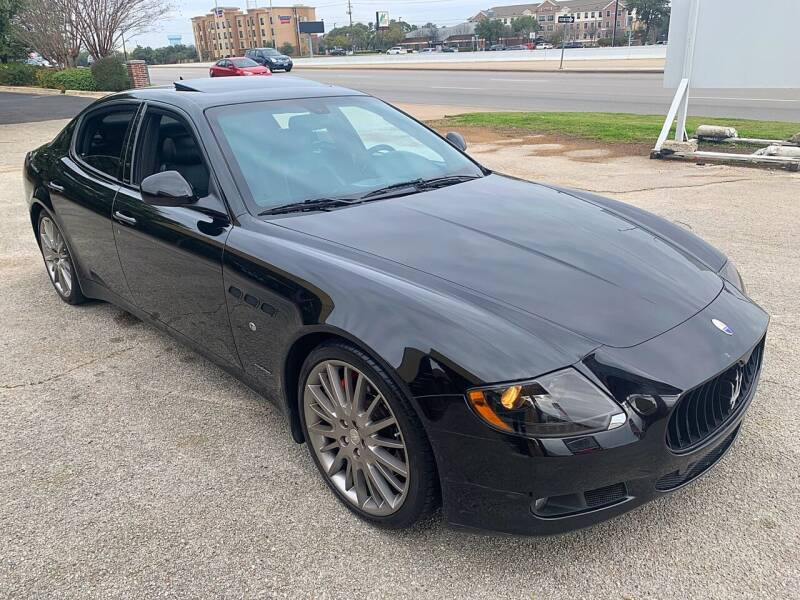2009 Maserati Quattroporte for sale at Austin Direct Auto Sales in Austin TX