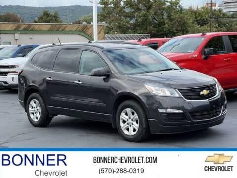 2016 Chevrolet Traverse for sale at Bonner Chevrolet in Kingston PA