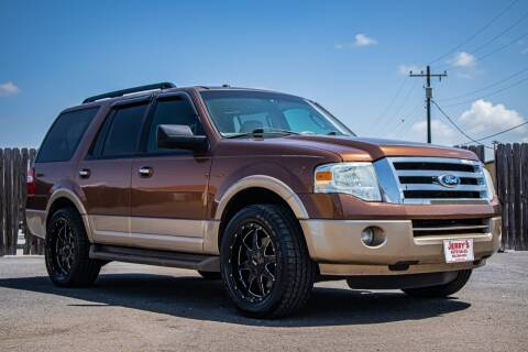 2012 Ford Expedition for sale at Jerrys Auto Sales in San Benito TX