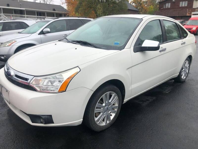 2010 Ford Focus for sale at JB Auto Sales in Schenectady NY