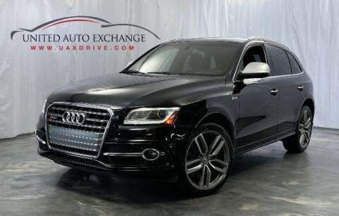 2015 Audi SQ5 for sale at United Auto Exchange in Addison IL